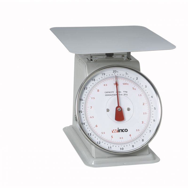 20Lbs Receiving Scale, 8 inches Dial