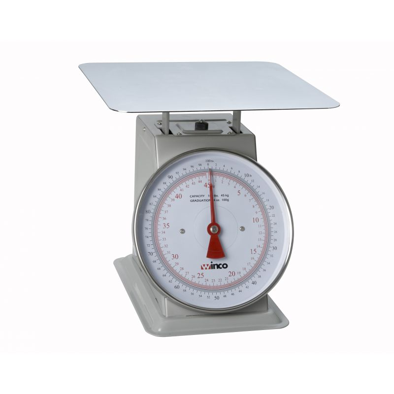 100Lbs Receiving Scale, 9 inches Dial