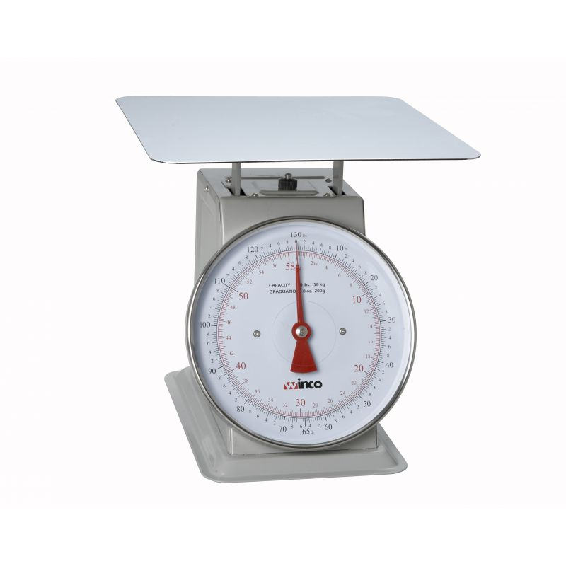 130Lbs Receiving Scale, 9 inches Dial