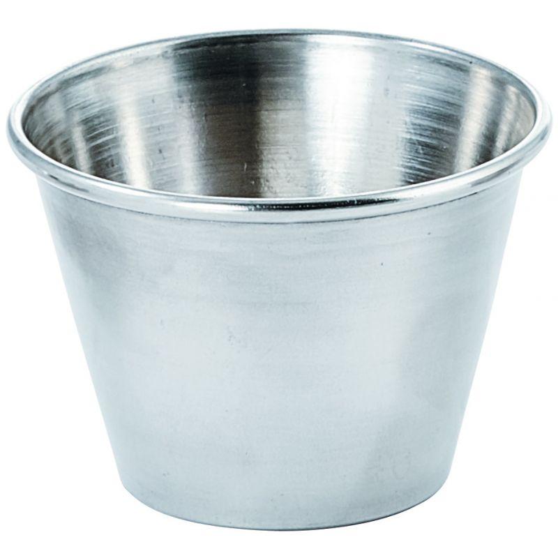 2-1/2oz Sauce Cups, S/S