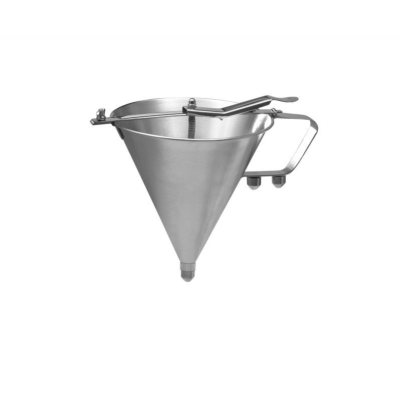 Confectionery Funnel Stainless Steel Pizza Supplies