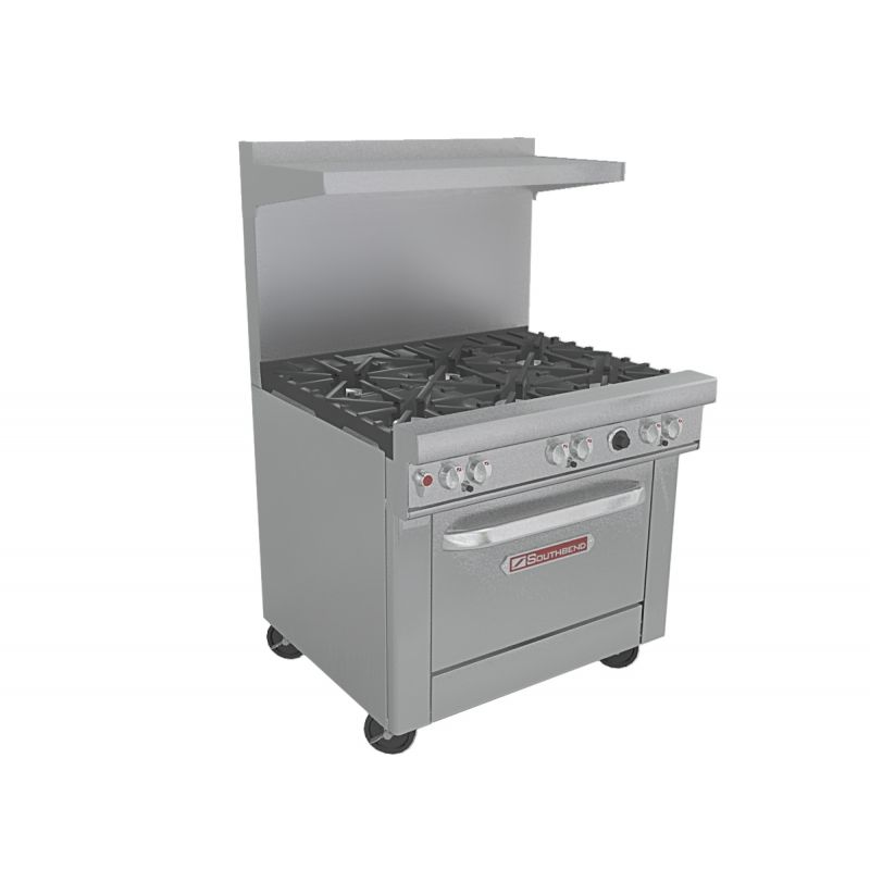 Ultimate Restaurant Gas Range - 36 inches