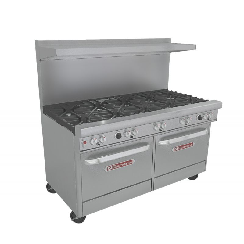Ultimate Restaurant Gas Range - 60 inches