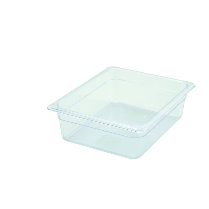 PC Food Pan, Half-size, 4 inches