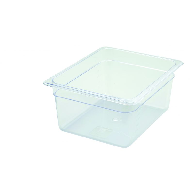 PC Food Pan, Half-size, 6 inches