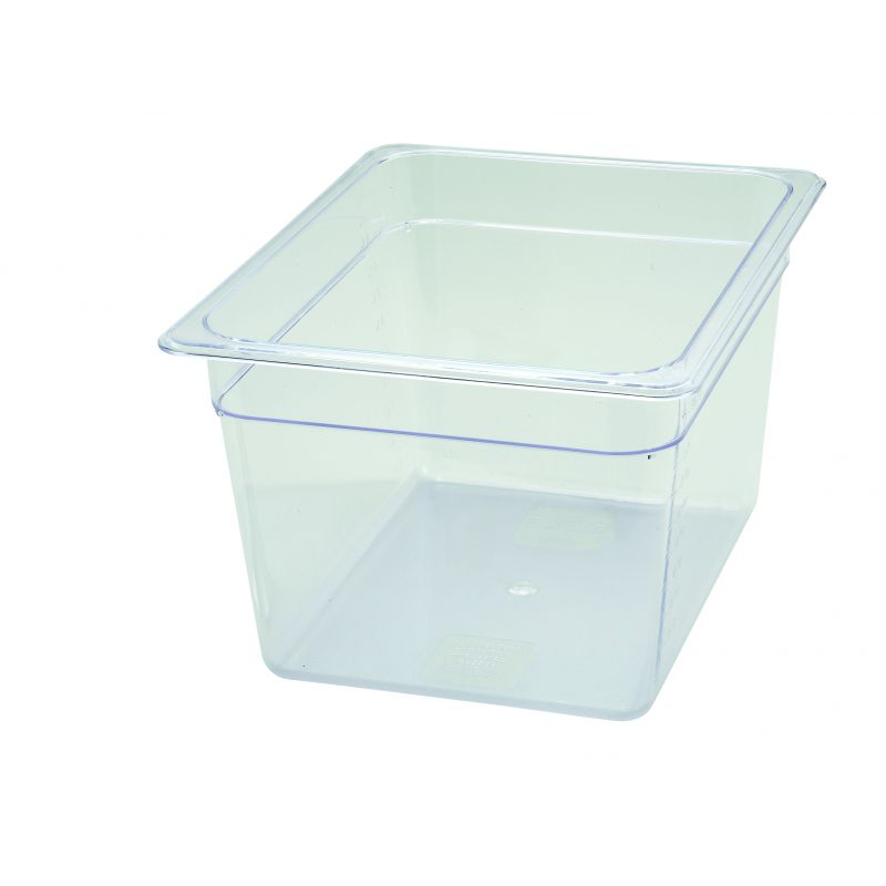 PC Food Pan, Half-size, 8 inches