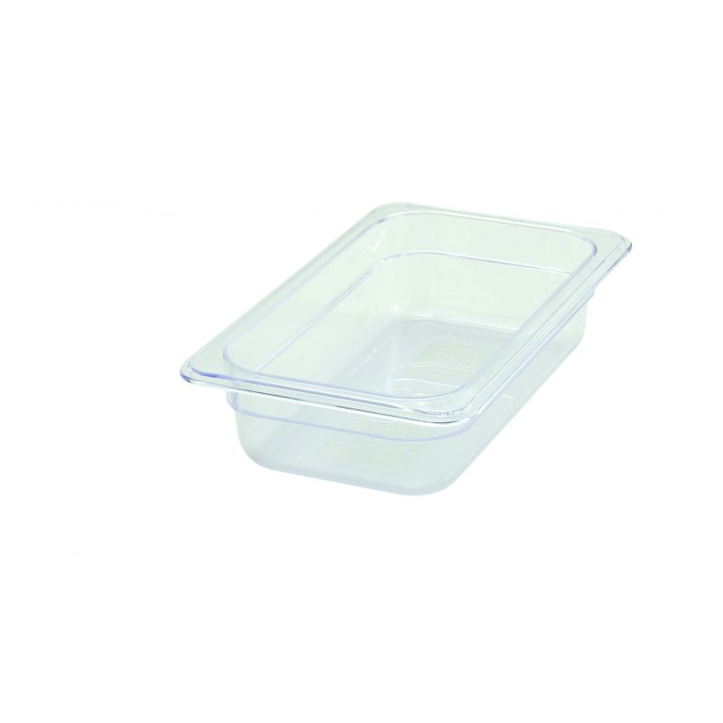 PC Food Pan, 1/4 Size, 2-1/2 inches