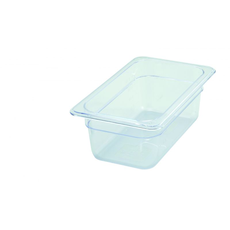 PC Food Pan, 1/4 Size, 4 inches