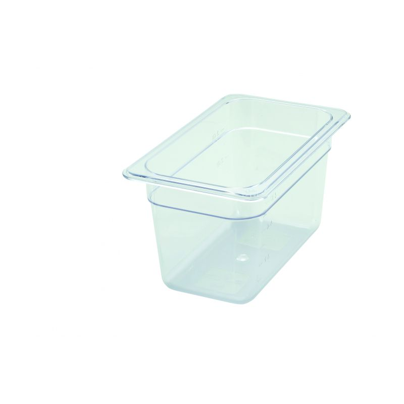 PC Food Pan, 1/4 Size, 6 inches