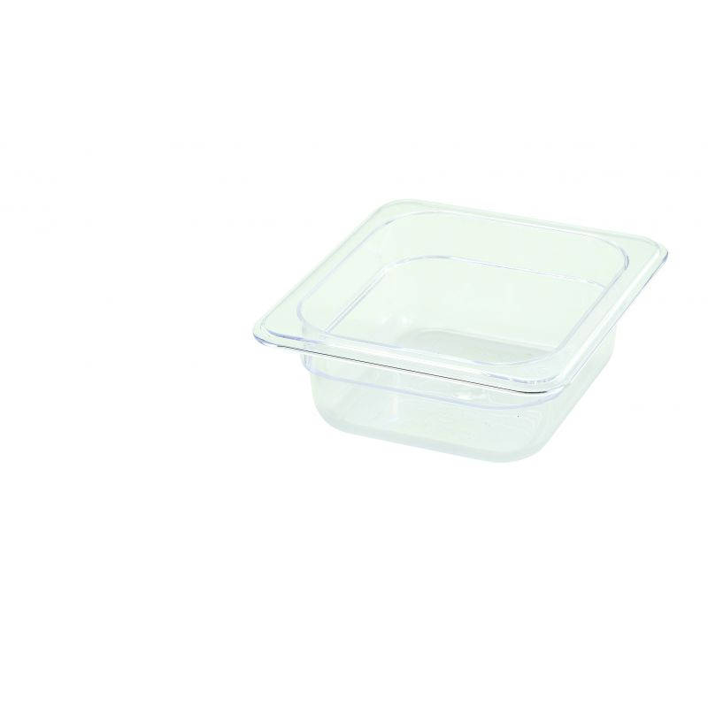 PC Food Pan, 1/6 Size, 2-1/2 inches
