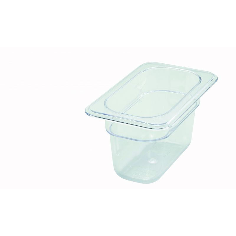 PC Food Pan, 1/9 Size, 4 inches