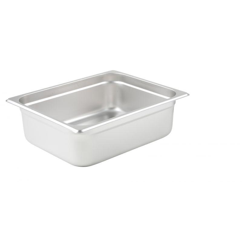 Anti-jam Steam Pan, Half-size, 4 inches, 25 Ga S/S