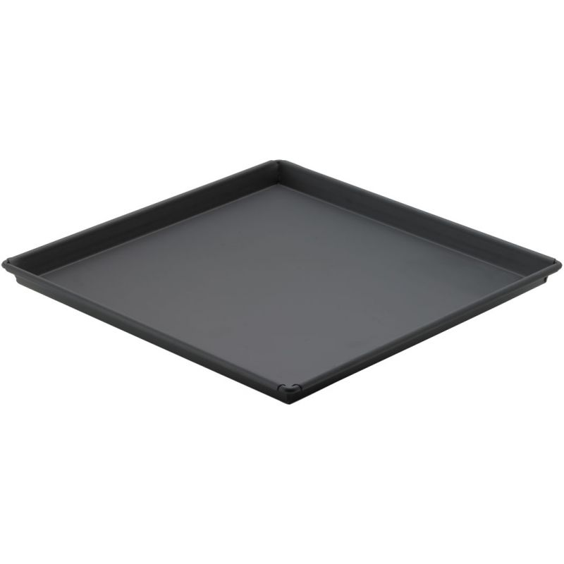 Sicilian Pizza Pan, 16 inches x 16 inches x 1 inches, Heavyweight Rolled Steel, Non-stick