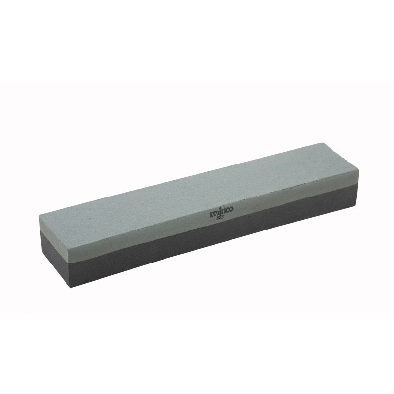 Sharpening Stone, Fine/Medium Grain, 12 inches x 2-1/2 inches x 1-1/2 inches