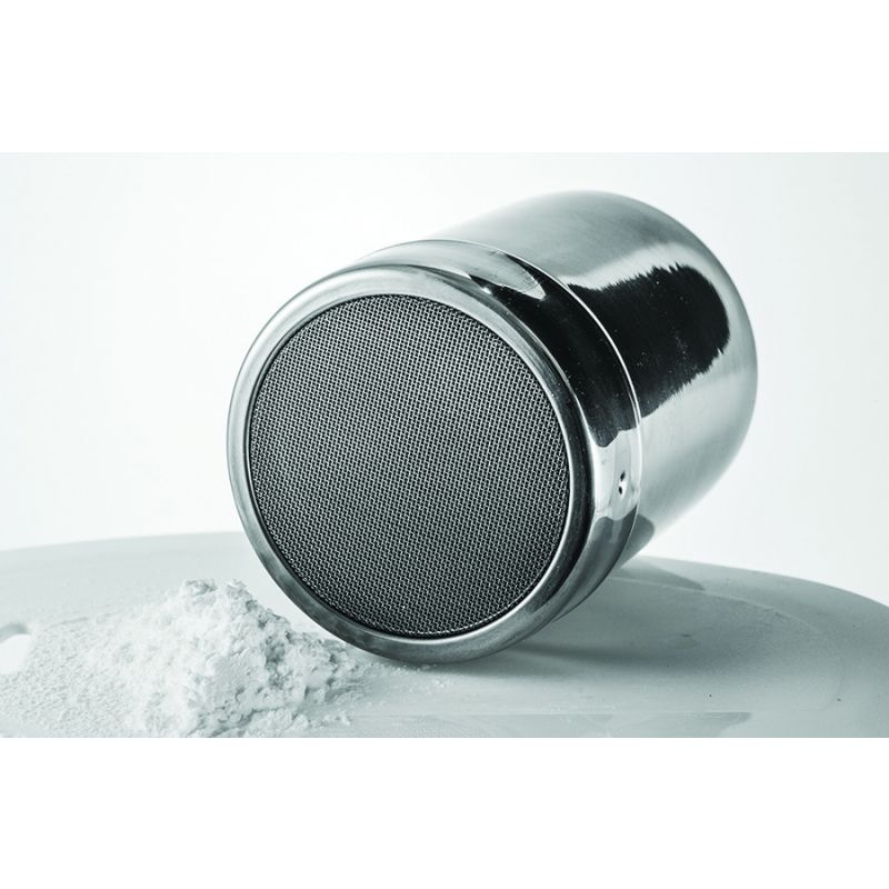 10oz Powdered Sugar Dispenser, S/S