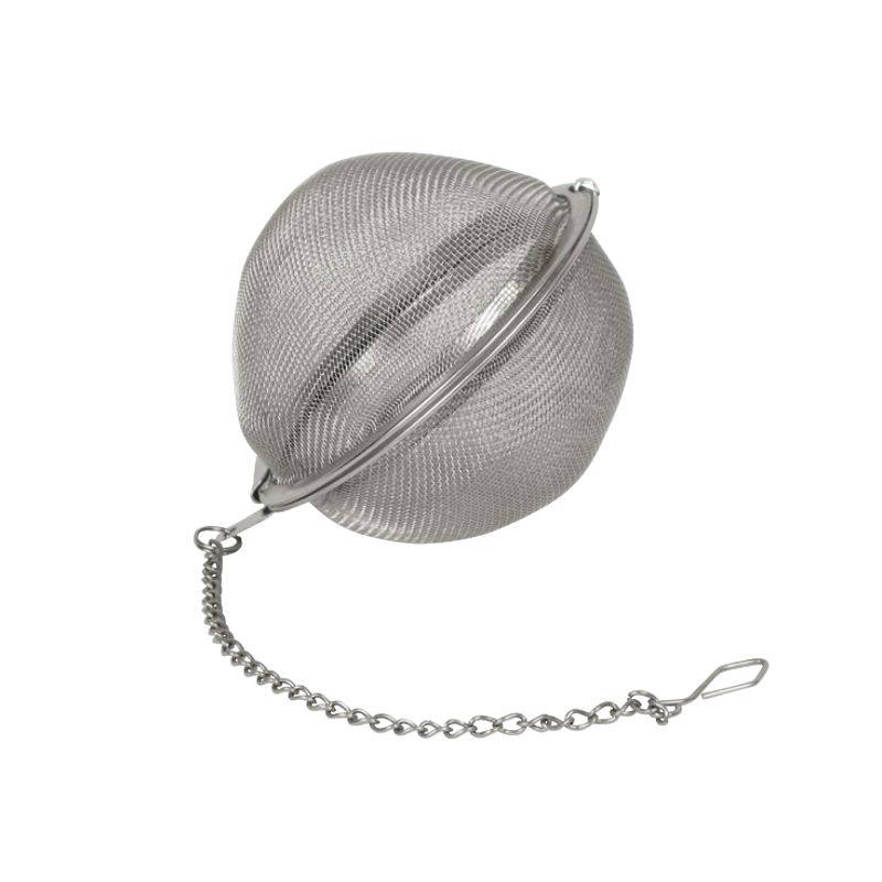 Tea Ball, 3 inches, S/S