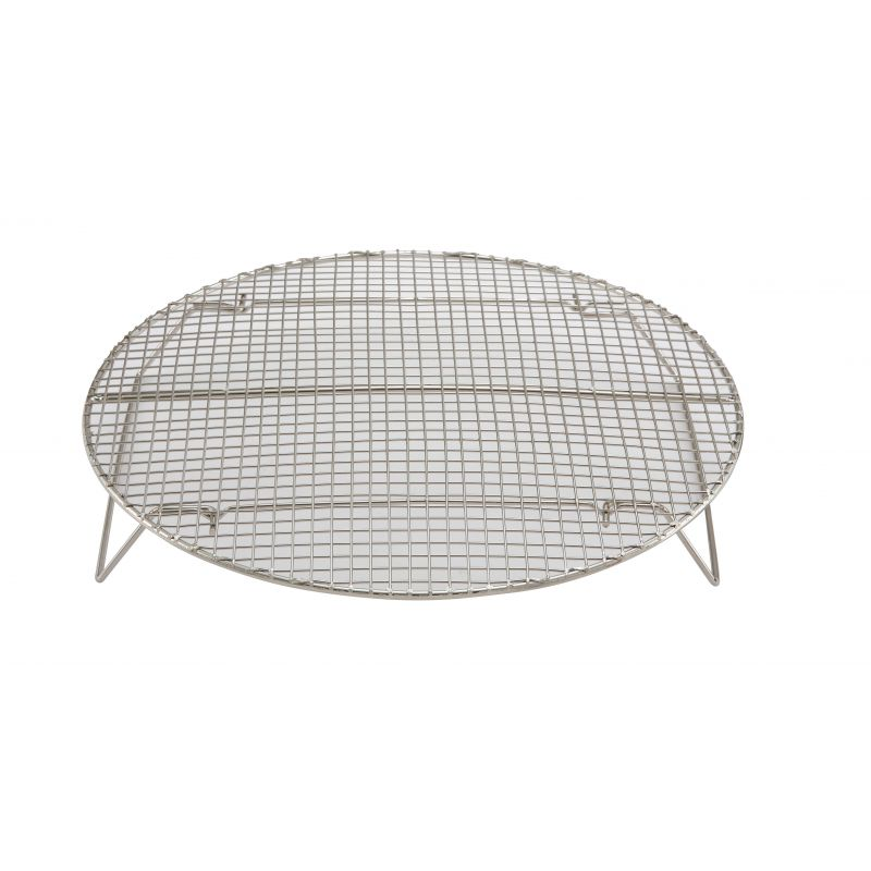 17-3/4 inches Steamer Rack, Nickel Plated