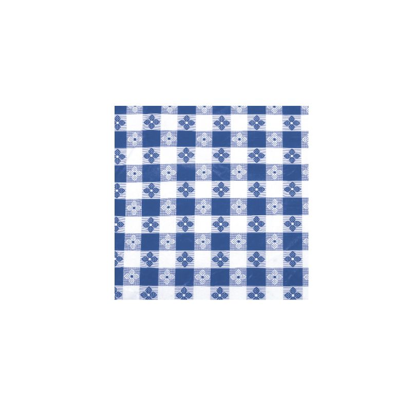 Table Cloth, 52 inches x 70 inches, Oblong, Blue