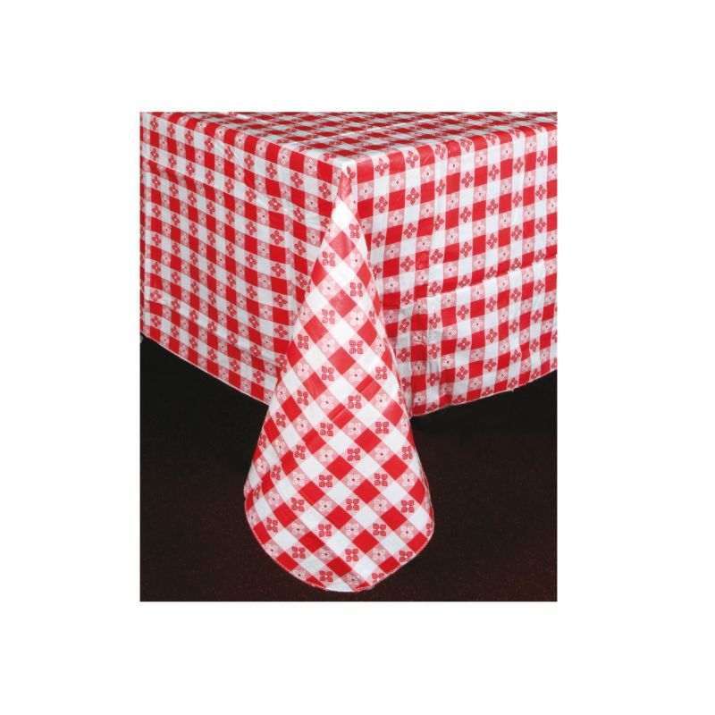 Table Cloth, 52 inches x 52 inches, Square, Blue