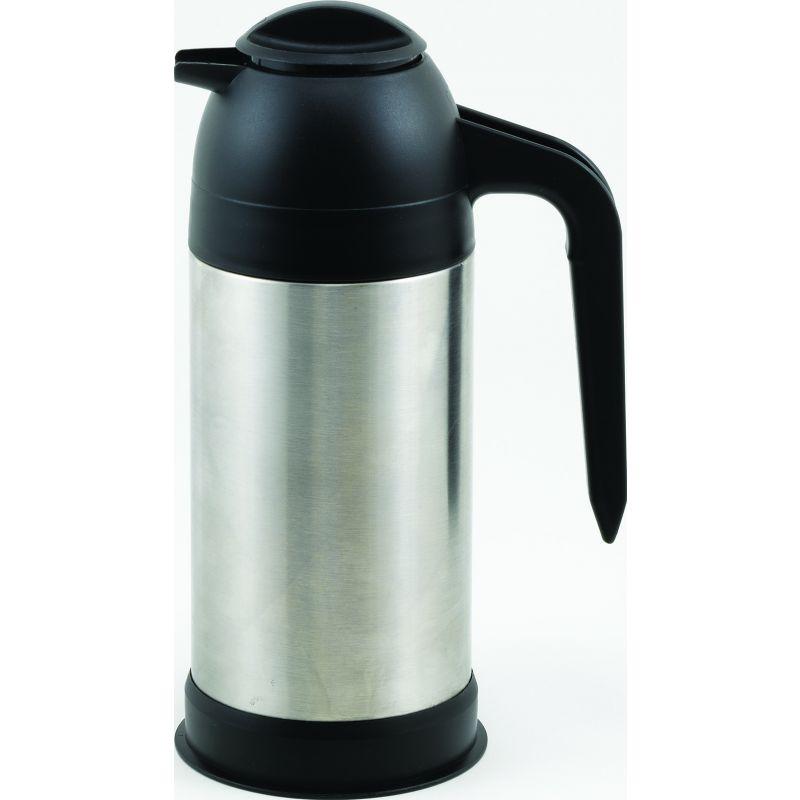 24oz Vacuum Insulated Coffee/Cream Server, S/S