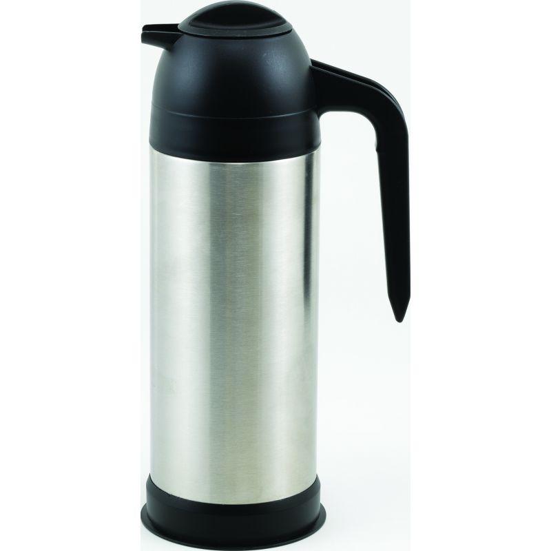 33oz Vacuum Insulated Coffee/Cream Server, S/S
