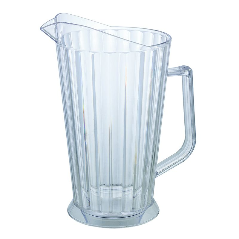 60oz PC Beer Pitcher, Clear